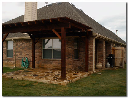 Commercial landscape irrigation dallas fort worth Flagstone patios colleyville tx